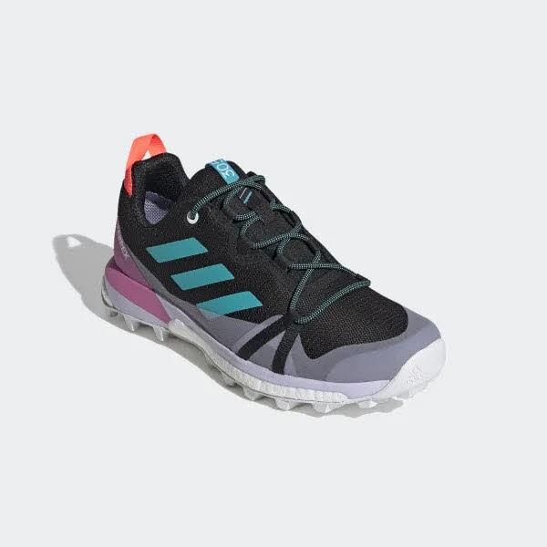 Adidas TERREX SKYCHASER LT GTX W CBLACK/HIRAQU/PRPTNT