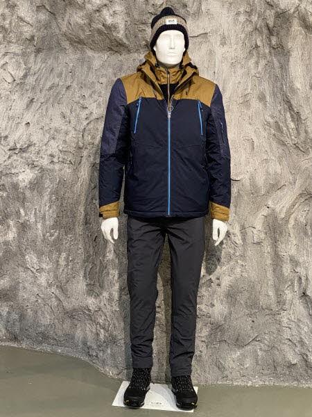 Combloux MN Ski JCKT B