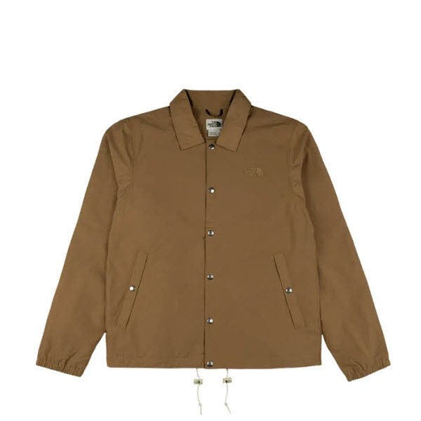 The North Face M SANSOME COACHES JACKET UTILITY BROWN