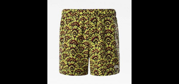 The North Face M CLASS V PULL ON SHORT CRNLGNASHBYFLRPRNT/A