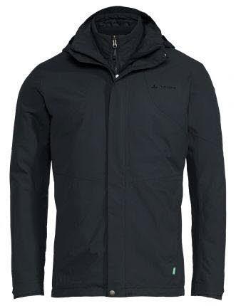 Vaude Me Caserina 3in1 Jacket II phantom black