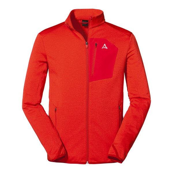 Schöffel Fleece Jacket Savoyen2 fiery red