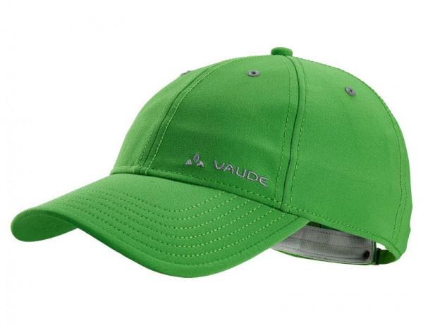 Vaude Softshell Cap UPF40+ parrot green/an