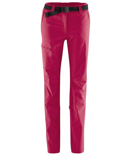 Maier Sports Da-Hose roll up el. Lulaka persian red