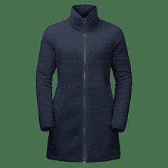 Jack Wolfskin HIGH CLOUD COAT W midnight blue