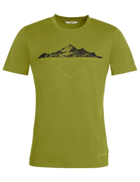 Vaude Me Tekoa Shirt II avocado