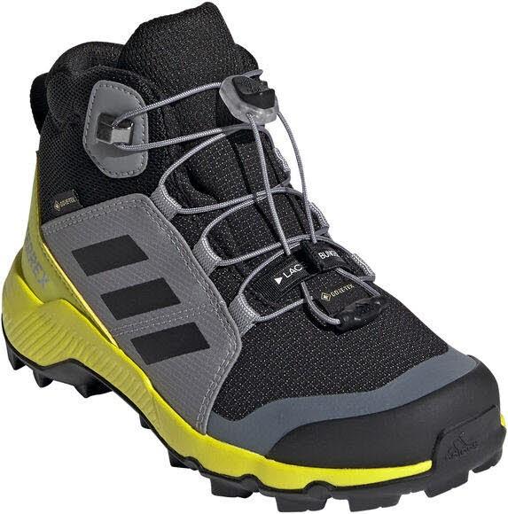 Adidas TERREX MID GTX KIDS CBLACK/GRETHR/ACIYEL