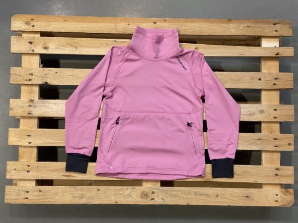 ROUTE Fleece JR, pink taffy