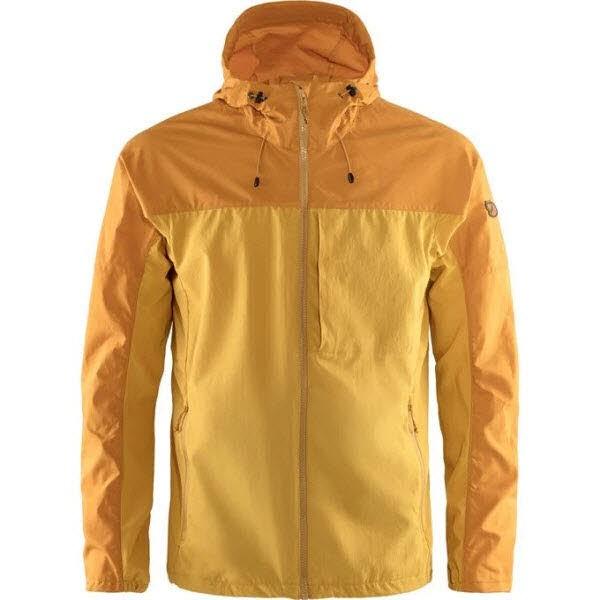 Fjäll Raven Abisko Midsummer Jacket M Ochre-Golden Yellow
