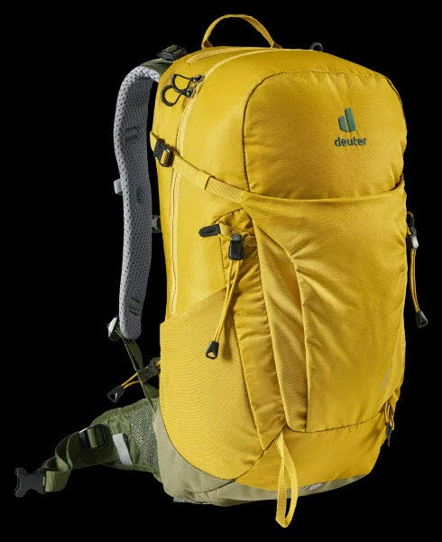 Deuter Trail 26 turmeric-khaki
