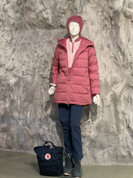 Schöffel Insulated Parka Boston L red moscato