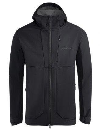 Vaude Me Elope Softshell Jacket phantom black