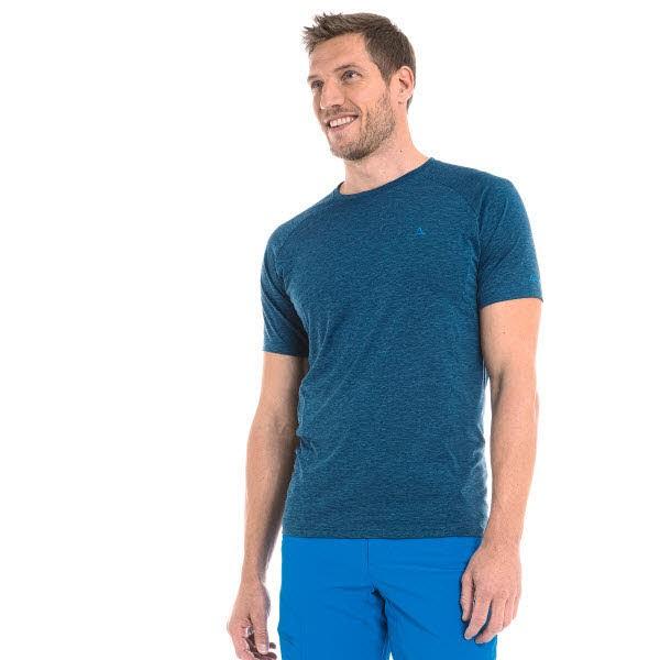 Schöffel T Shirt Boise2 M dress blues