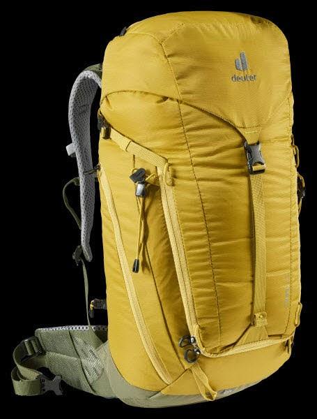 Deuter Trail 30 turmeric-khaki