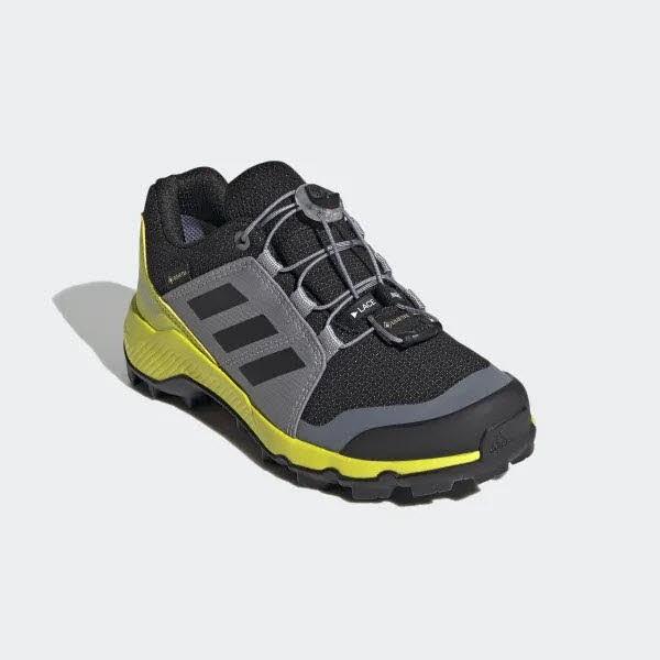 Adidas TERREX GTX KIDS CBLACK/GRETHR/ACIYEL